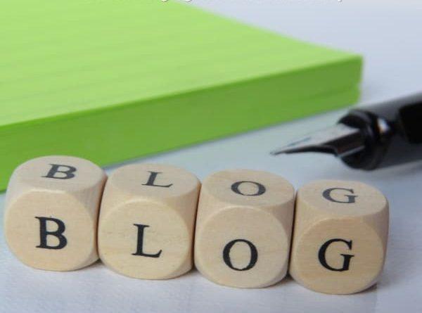 Lav en blog og skriv om din hobby