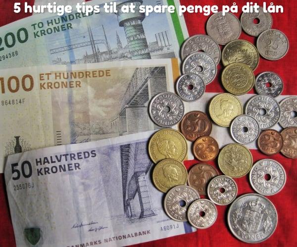 5 tips til dit nye forbrugslån